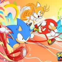Sonic Mania Adventures, Sonic regresa a las caricaturas animadas.