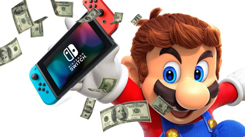money switch