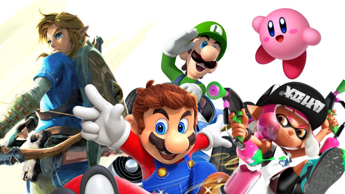 Así es la campaña publicitaria de Nintendo, de cara alverano