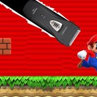 Así se ve Mario sin cabello y sin bigote