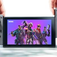 En la eShop de Nintendo, ya esta Fornite!