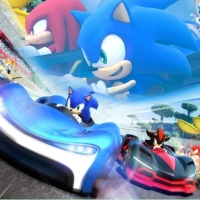 Gameplay de Team Sonic Racing
