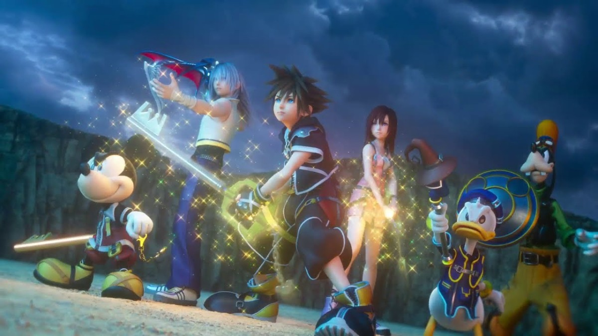 Kingdom Hearts 3 ya vendió 5 millones decopias