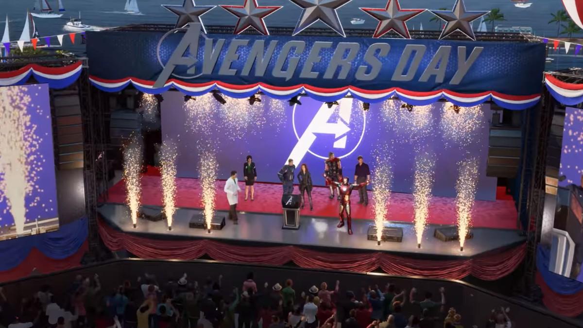 El primer gameplay de Marvel's Avengers será el 18 dejulio