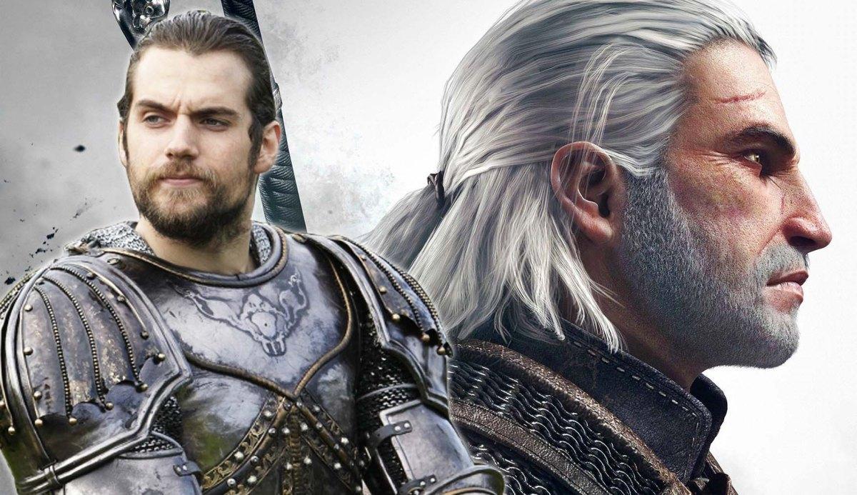 """Henry Cavill finalmente será Geralt de Rivia en la serie """"The Witcher deNetflix"""""""