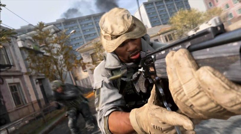 CoF Modern Warfare