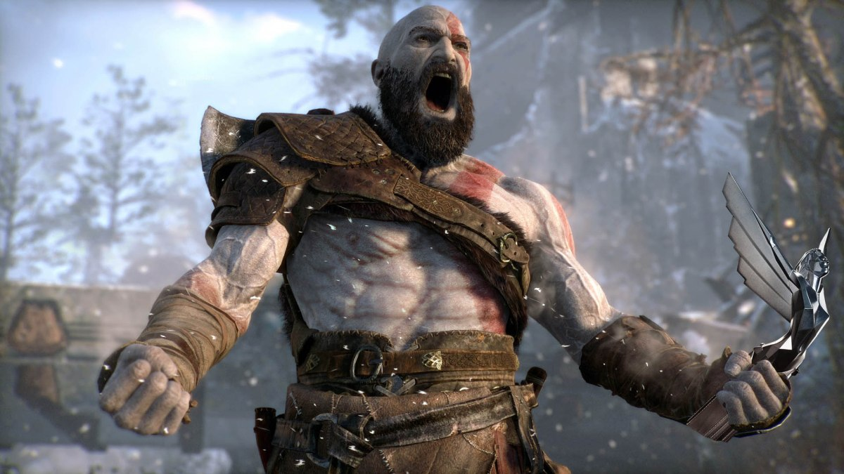 God of War como Game of the Year del2018