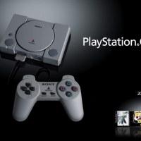 Playstation One Mini ya es una realidad!!!