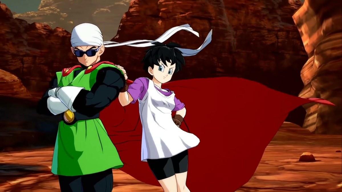 Jiren y Videl protagonizan en video el primer gameplay de la season 2 de Dragon BallFighterZ