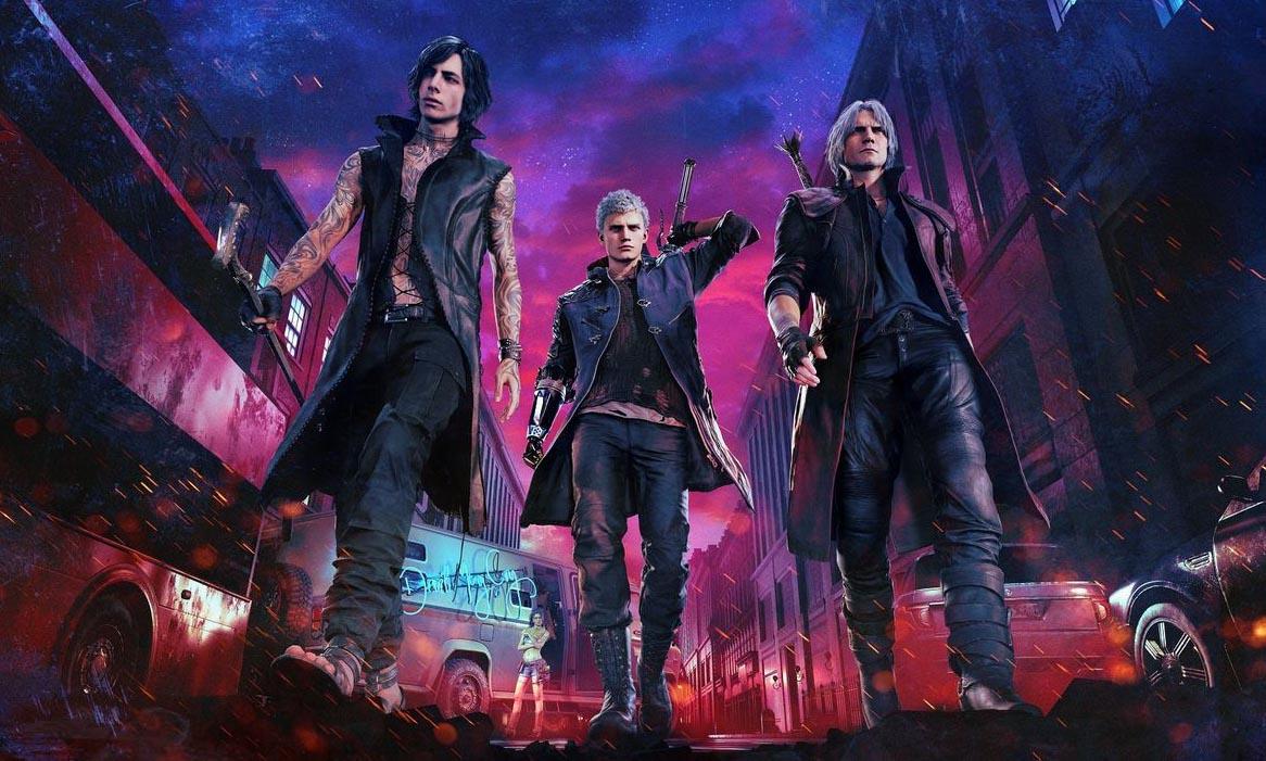 Devil May Cry 5 anuncia sus ediciones de lujo supercostosas