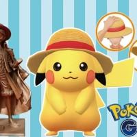 Pokémon GO se une con One Piece para un evento crossover este fin de mes