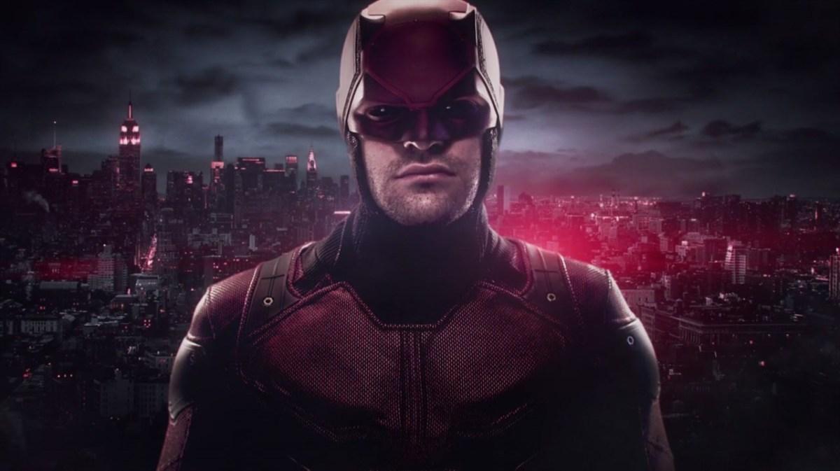 la temporada 3 de Daredevil llegará estaaño.