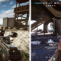 Comparan Battlefield 4 vs Battlefield 5