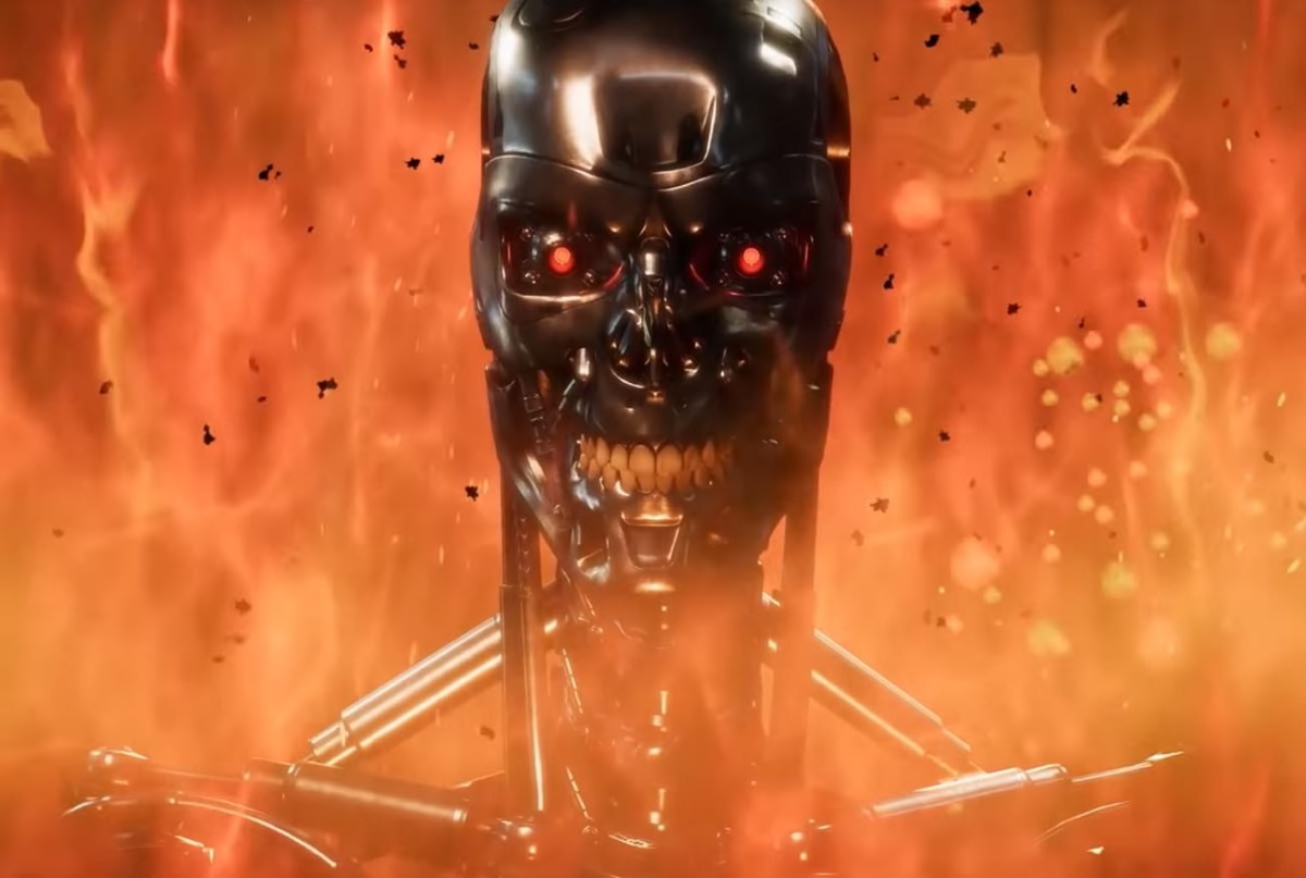 Terminator T-800 se presenta oficialmente en Mortal Kombat11