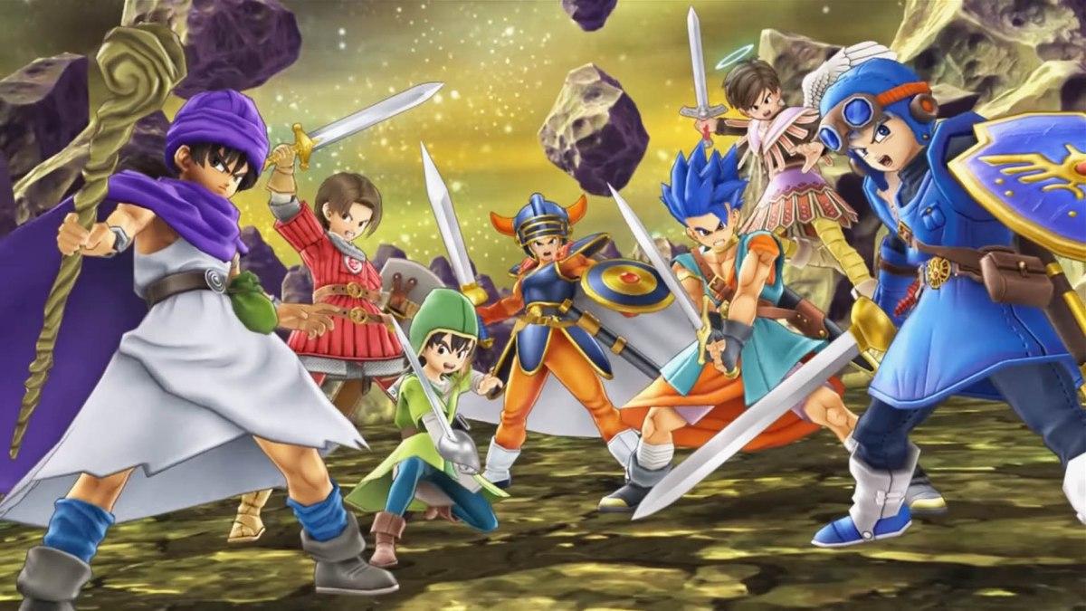 Héroe de Dragon Quest se presenta en el NintendoDirect