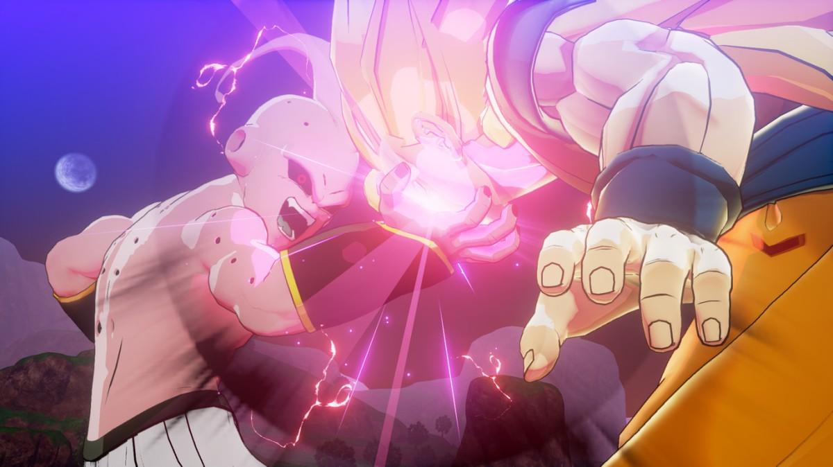 La Saga de Majin Buu se muestra en Dragon Ball Z:Kakarot