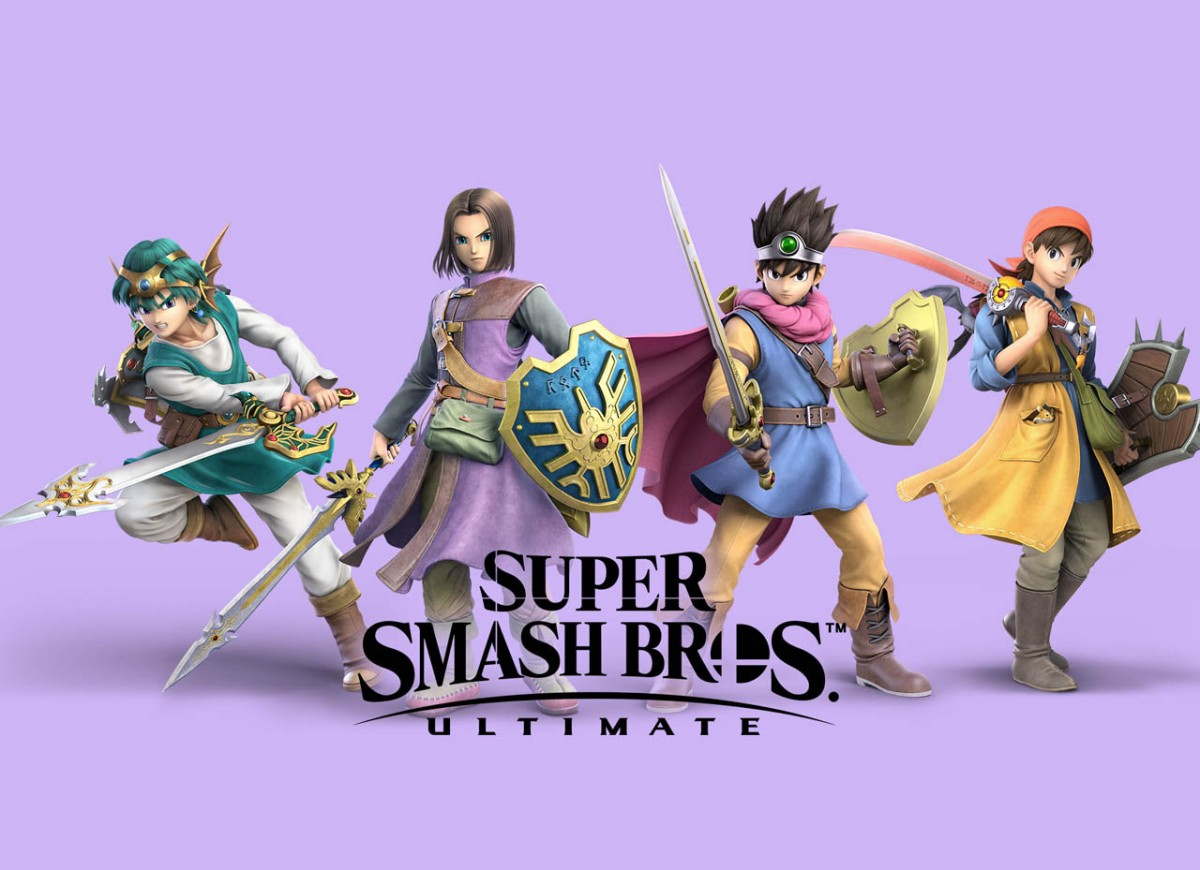 Super Smash Bros Ultimate actualización4.0