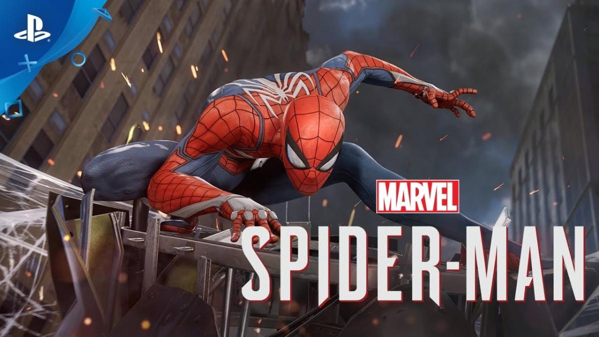 Este es el trailer de historia de Marvel'sSpiderman