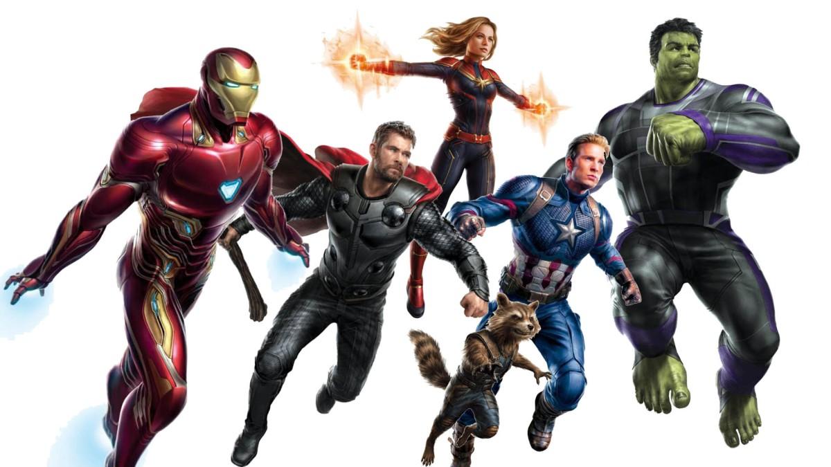 Este arte de Avengers 4, es demasiado bueno como para no serreal