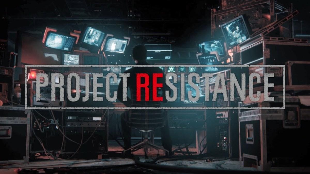 Project Resistance muestra su Gameplay y no termina de convencer-TGS2019-