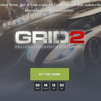 GRID 2 y todos sus DLC gratis en la Humble Store