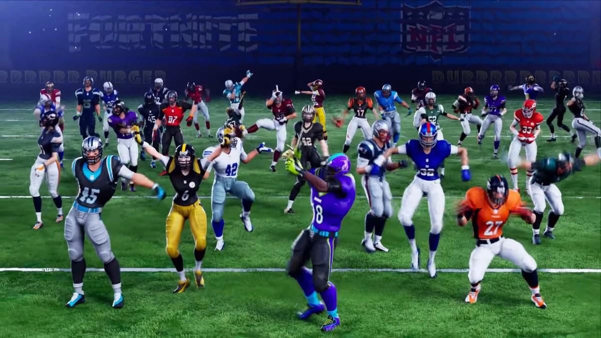 La NFL llega aFortnite