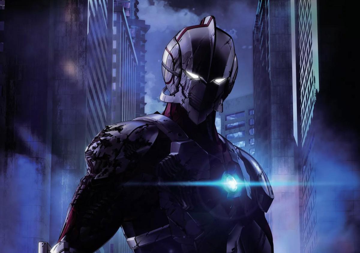 Ultraman regresa, en forma de Anime y enNetflix!