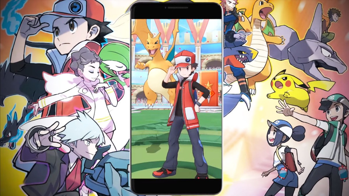 Pokémon Masters estrena nuevo trailer enfocado en losentrenadores