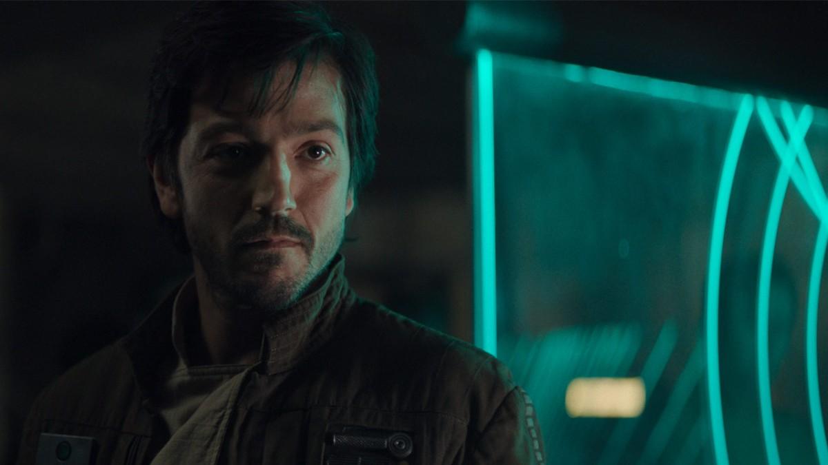 Diego Luna vuelve como Cassian Andor a StarWars!
