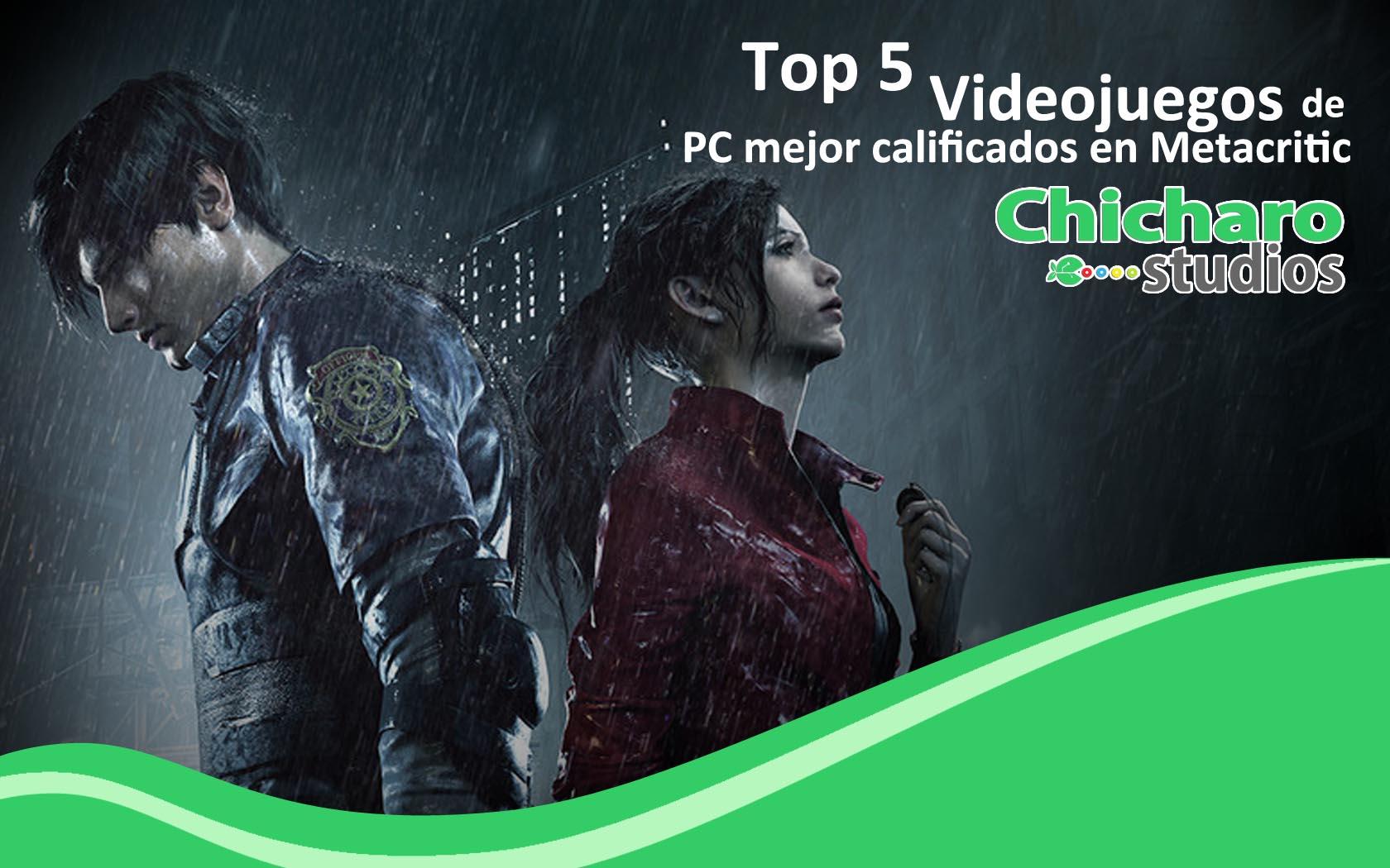 top 5 juegos pc 2019