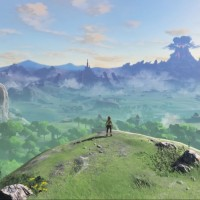 Open Your Eyes la canción Fan Made en Zelda Breath of the Wild