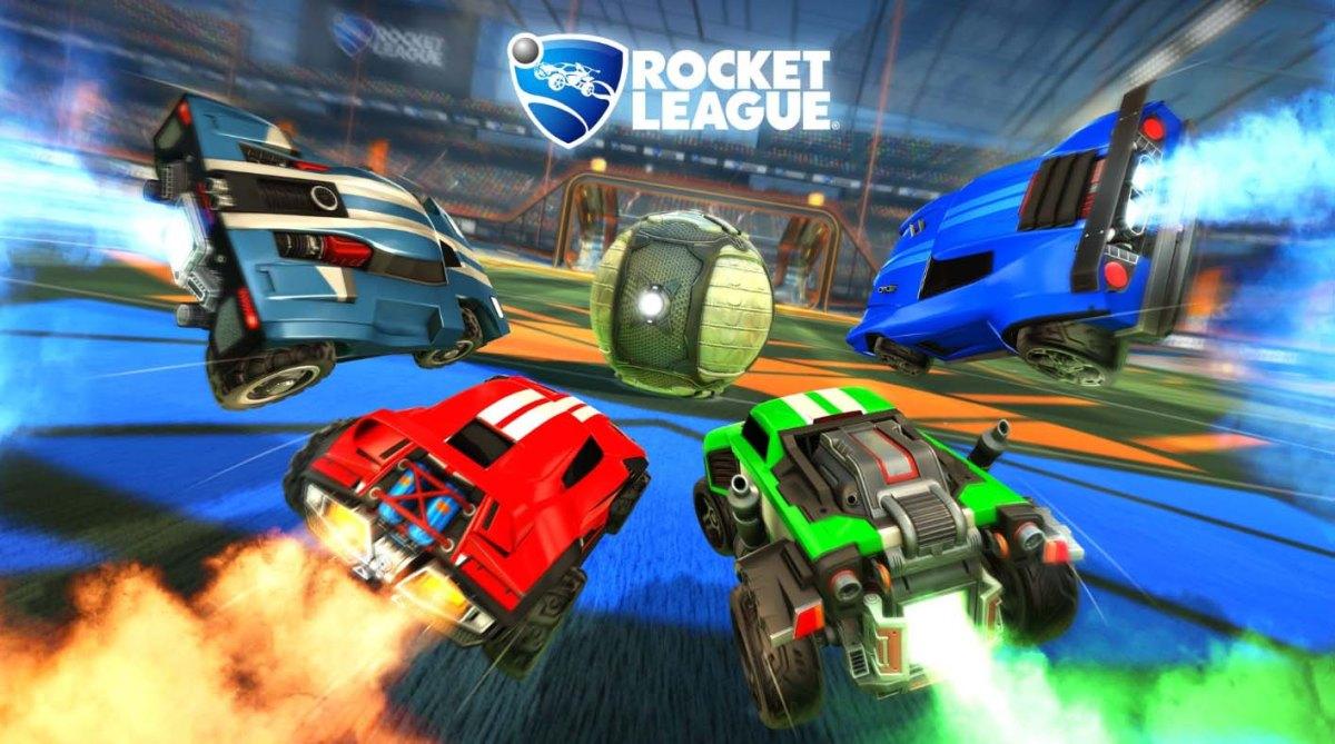 Lo números de Rocket League son de locura en su 5to año deaniversario