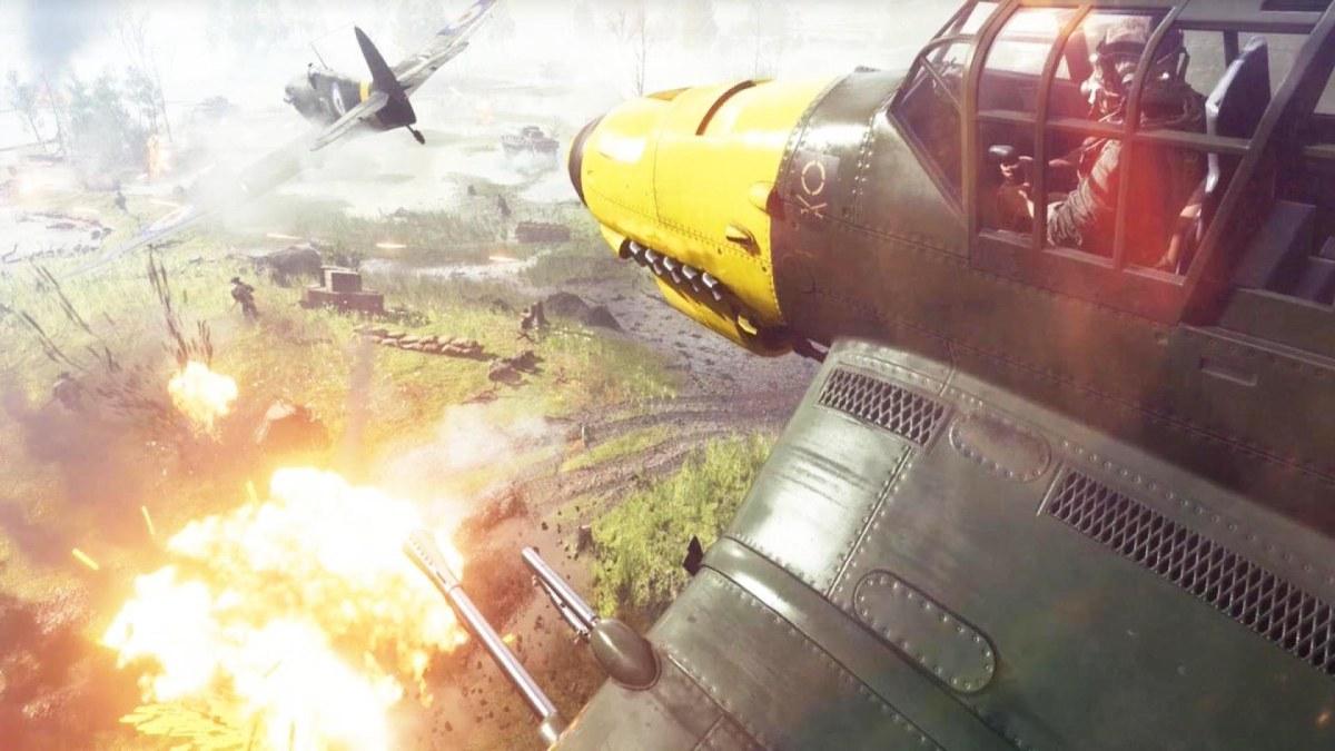 Battlefield V estrena trailer delanzamiento