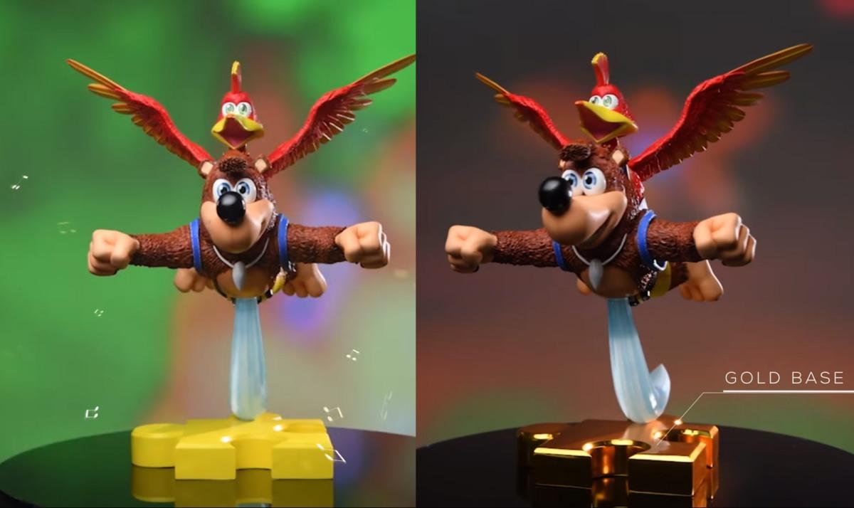First 4 Figures pondrá a la venta una estatua premium deBanjo-Kazooie