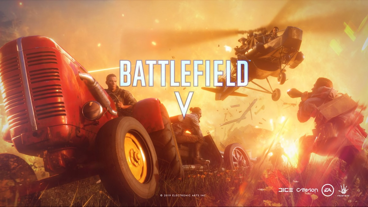 Aquí tienes 3 minutos de Firestorm el Battle Royale de BattlefieldV