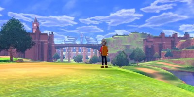 Pokémon sword región galar