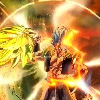Dragon Ball Xenoverse 2 Broly y Gogeta SSGSS se presentan en video