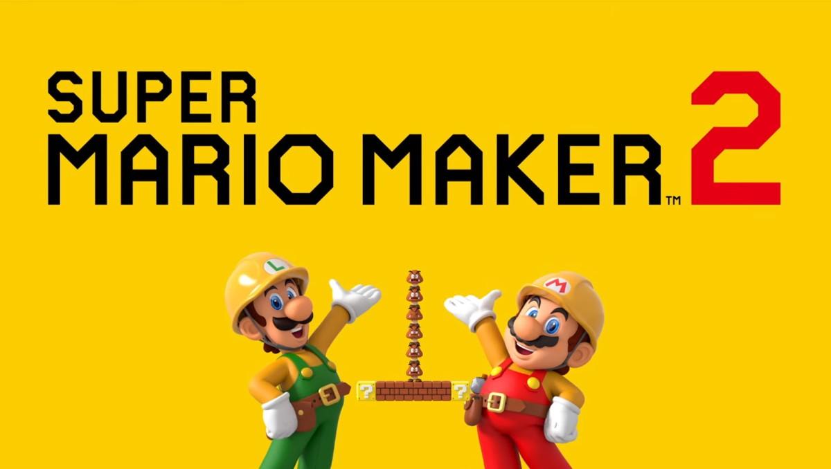 Super Mario Maker 2, aquí tienes todas sus novedades envideo