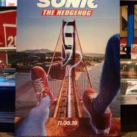Sale a la luz otro póster de la película de Sonic