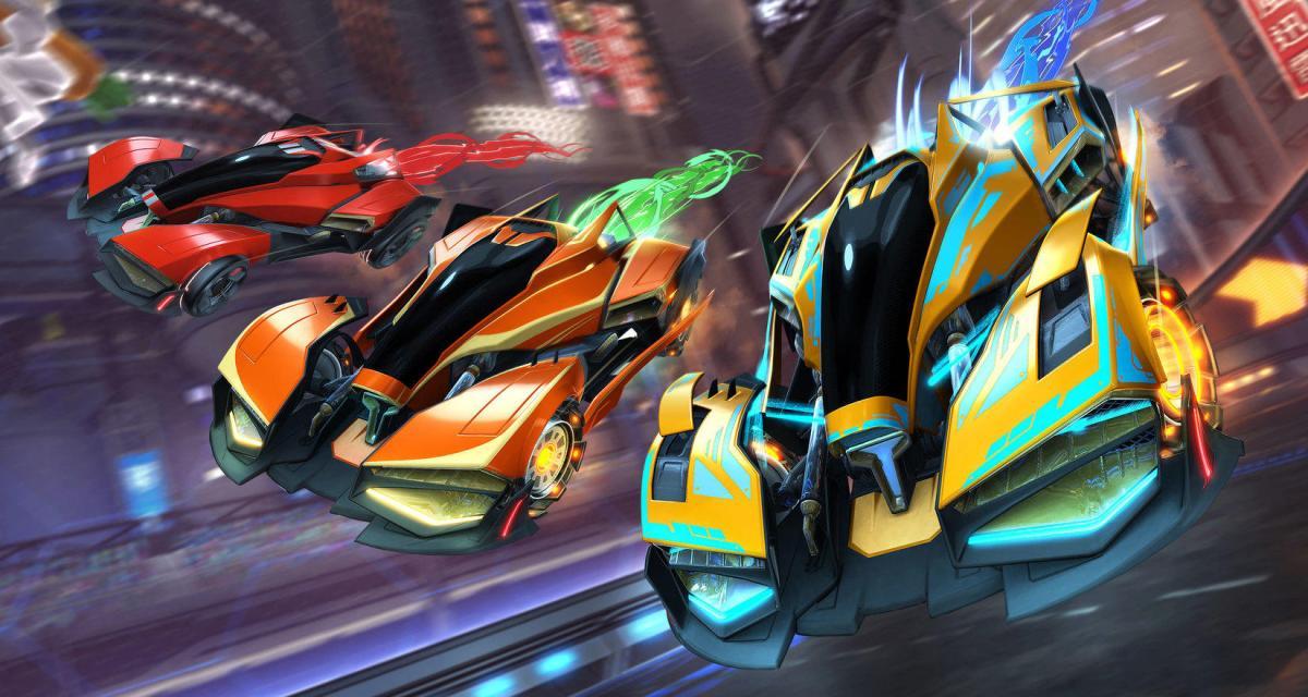 Rocket League presenta el pase de su segundatemporada