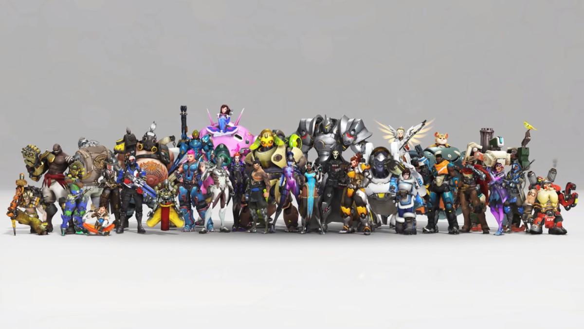 Overwatch se juega gratis del  21 al 28 demayo