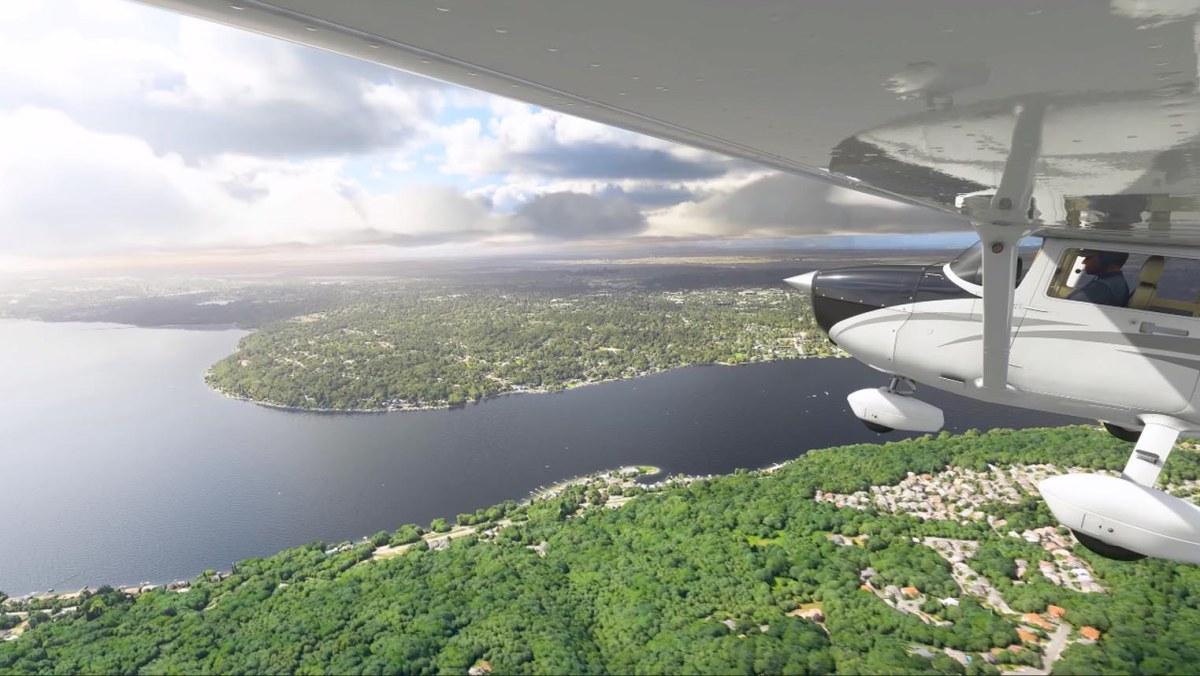 Microsoft Flight Simulator 2020. La tierra es tu área devuelo