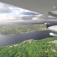 Microsoft Flight Simulator 2020. La tierra es tu área de vuelo