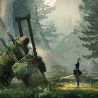 Nier: Automata Game of The Yorha es oficial