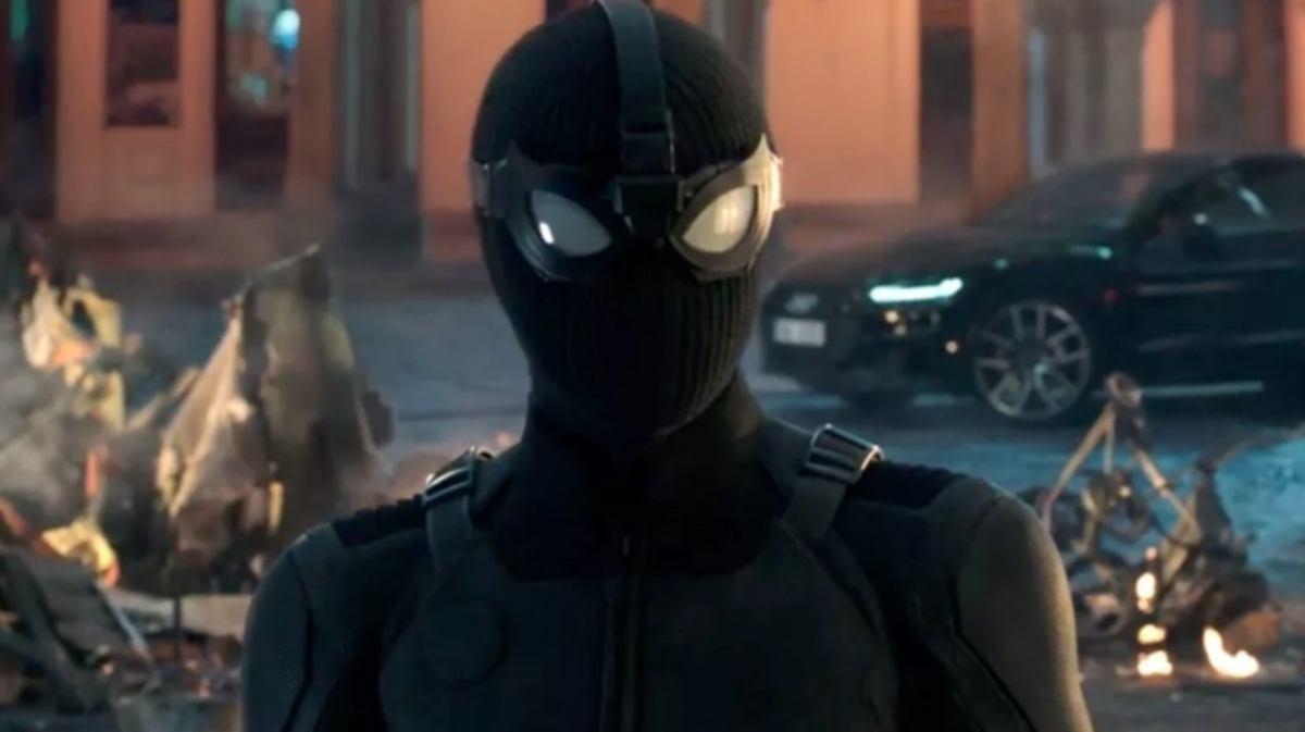 Spider-Man: Far From Home -Night Monkey consigue su propio traileroficial