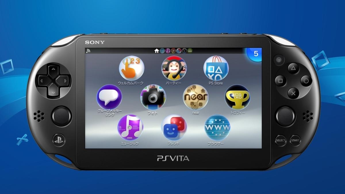 La producción del Playstation Vita, finaliza enJapón