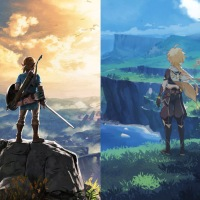 Genshin Impact vs Breath of the Wild comparativa gráfica