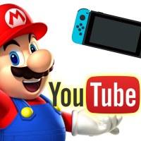 Youtube podría llegar a Nintendo Switch esta semana (Rumor)