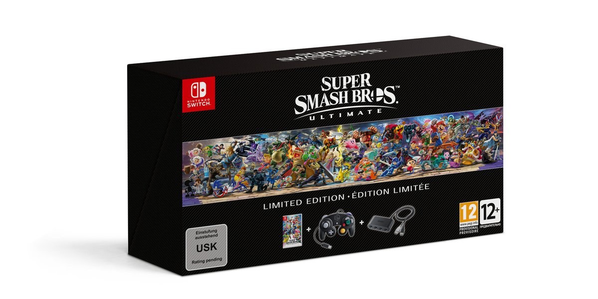 smash-bros-ultimate-limited-edition