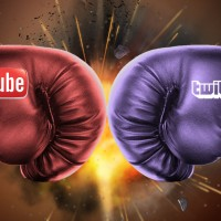 Youtube empieza a banear a usuarios que promocionan Twitch